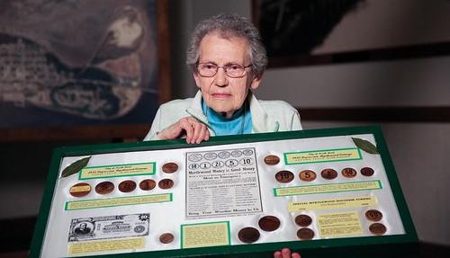 Myrtlewood Money collection