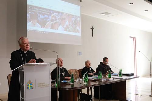 Archidiecezjalne Spotkanie Katechetów w Centrum JPII | Abp Marek Jędraszewski | 30.08.2018
