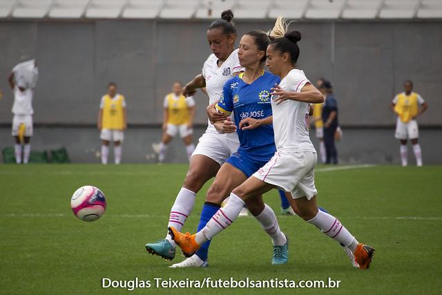 Santos 2 x 1 São José (feminino)