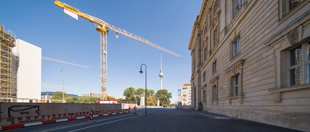 Bau Kulisse Berlin