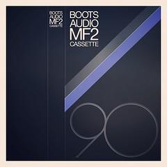 Cassettes: Boots Audio MF2 90