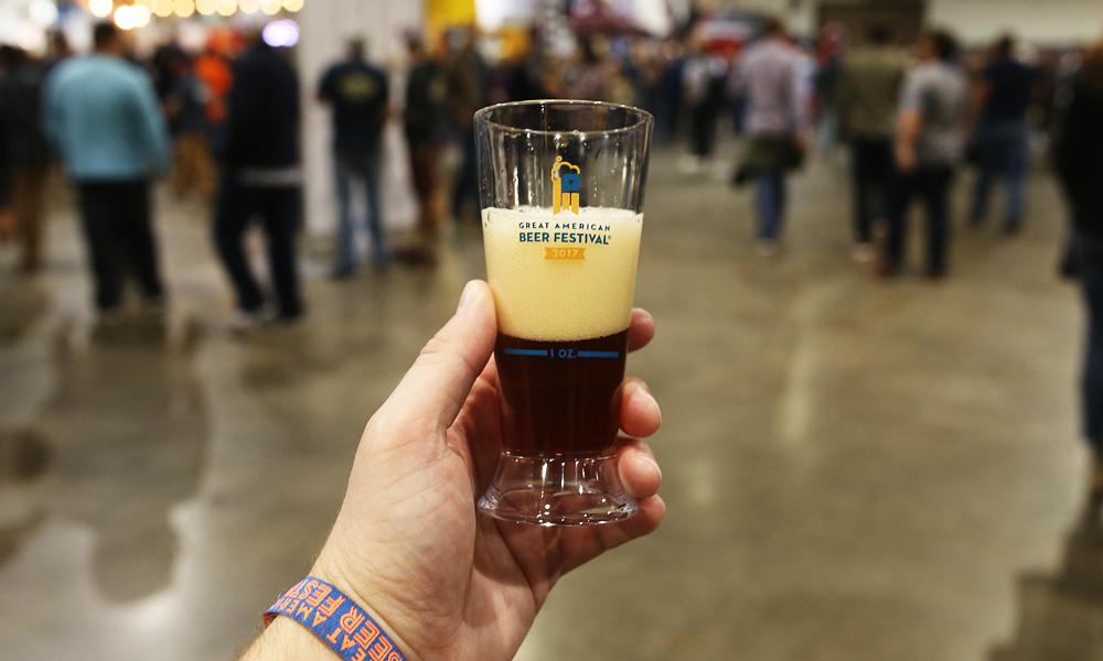 На Great American Beer Festival можно сдать анализы