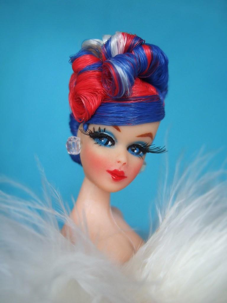 Custom OOAK Topper Dawn Dolls
