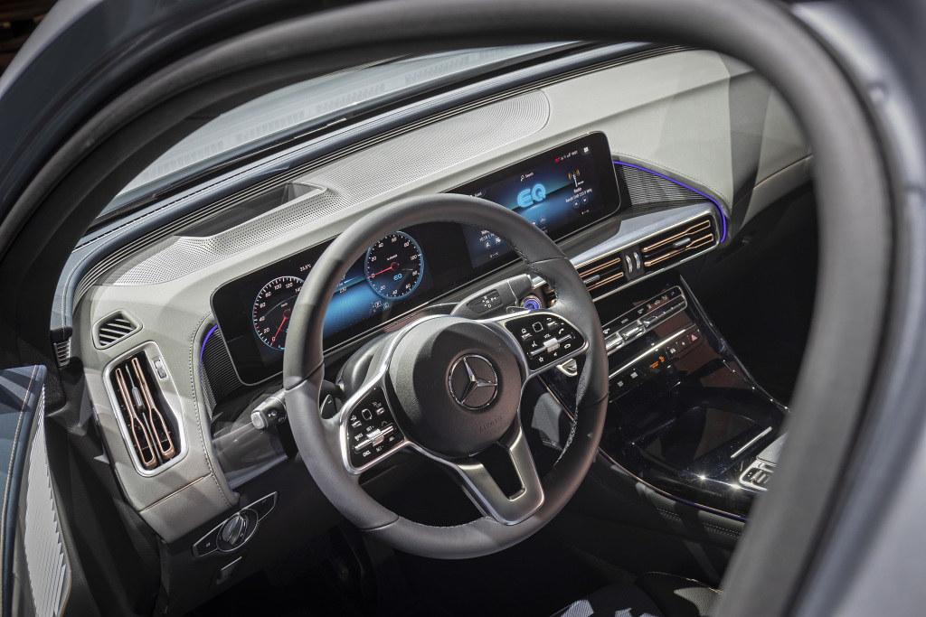 Mercedes EQC Premiera 8