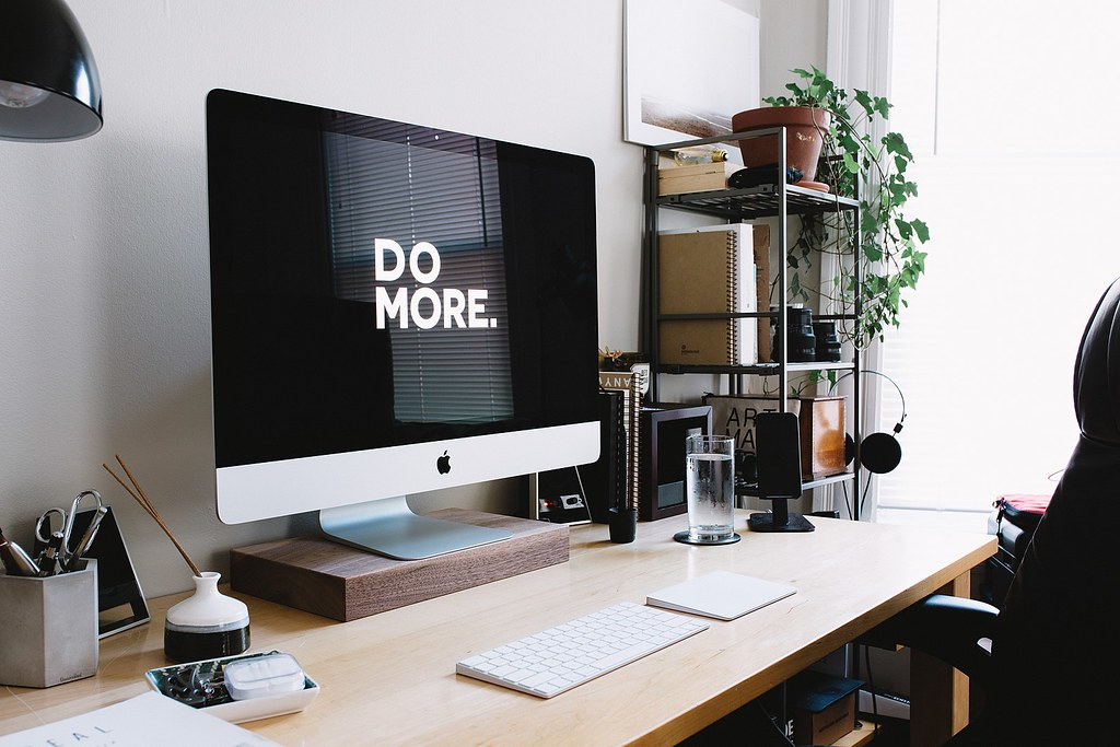 how to set up your workspace matters
