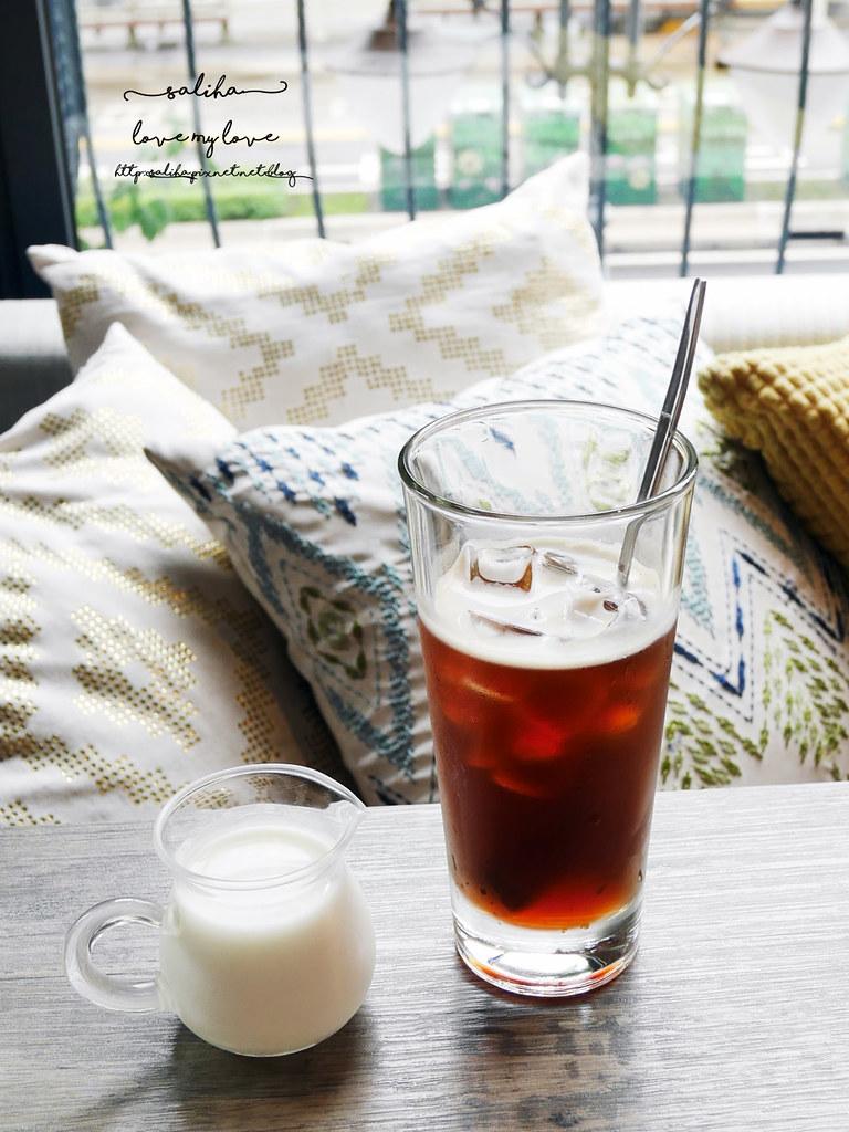台北東門站咖啡館餐廳推薦Toasteria Cafe吐司利亞下午茶 (1)