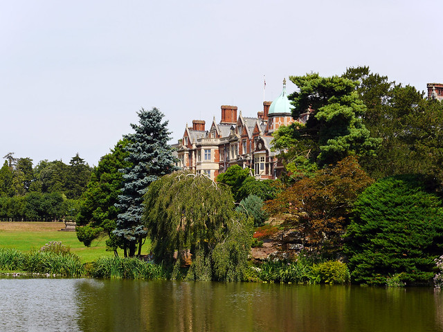 Sandringham, Norfolk, Panasonic DMC-GH3, Lumix G Vario 14-140mm F3.5-5.6 Asph. Power OIS