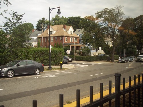 Chestnut Hill Avenue