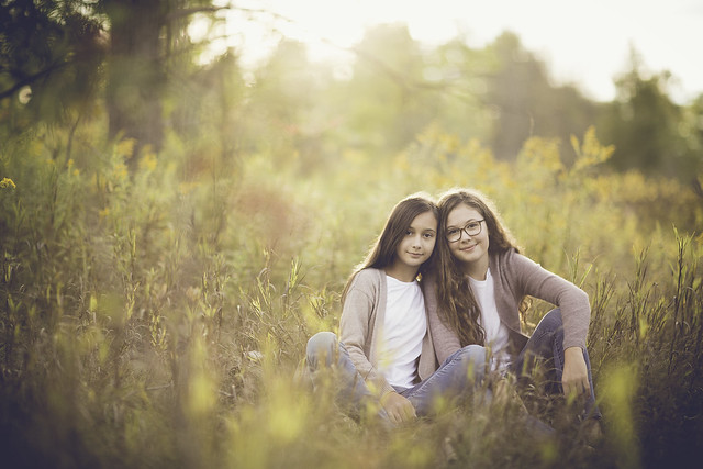 Girls in fall, Canon EOS 5D MARK III, Canon EF 85mm f/1.2L II