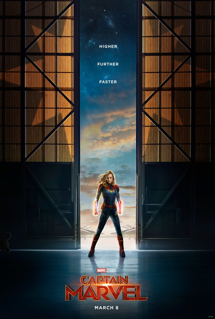 Image result for when was captain marvel released