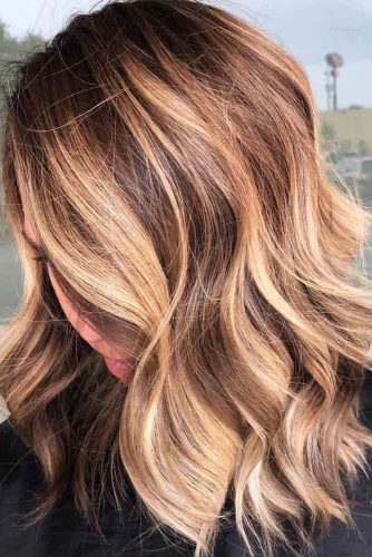 Best Medium Length Haircuts For Thick Hair 2019 -Amazing Look 4