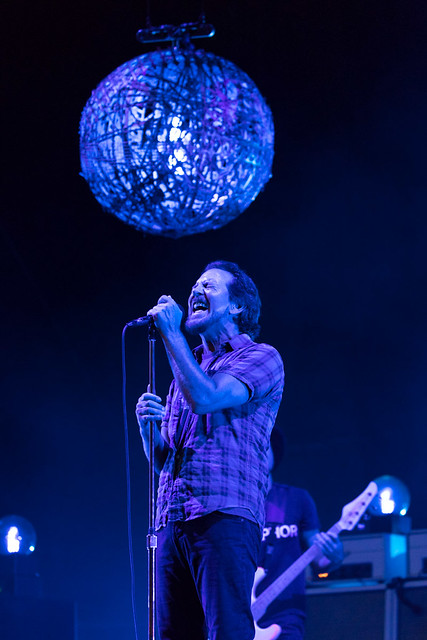 Pearl Jam Wrigley Field-5445