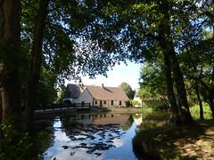 Moulin d'Angibault (Montipouret, Indre)