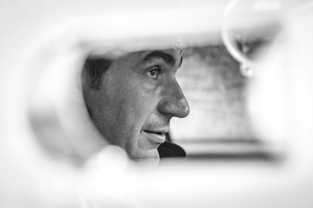 Monteiro Aloisio, PRT, Skoda Fabia R5, Portrait during the 2018 European Rally Championship ERC Barum rally,  from August 24 to 26, at Zlin, Czech Republic - Photo Alexandre Guillaumot / DPPI