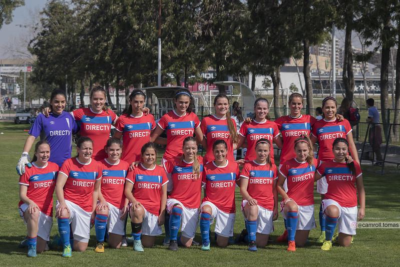 UC 0-2 CC | Fútbol Femenino