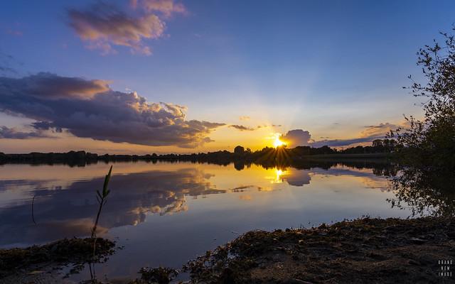 The last light, Nikon D7200, AF DX Fisheye-Nikkor 10.5mm f/2.8G ED