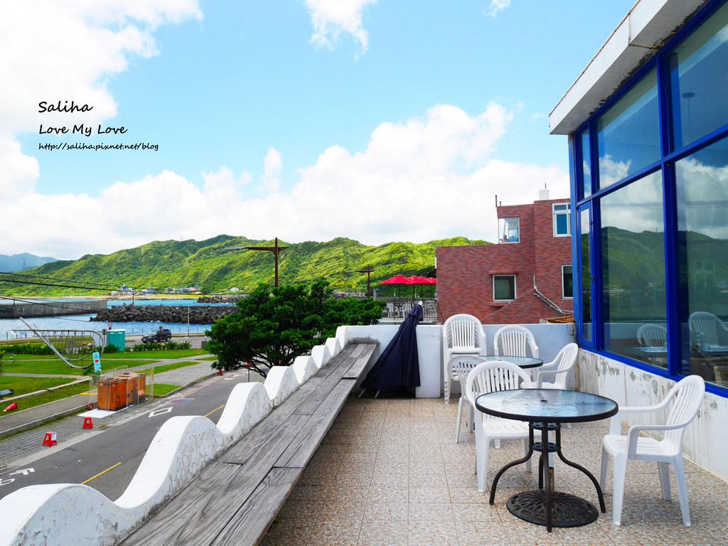 基隆八斗子潮境公園忘幽谷附近海景餐廳希臘天空景觀餐廳 (12)