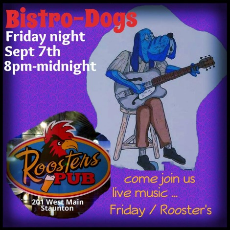Bistro-Dogs 9-7-18