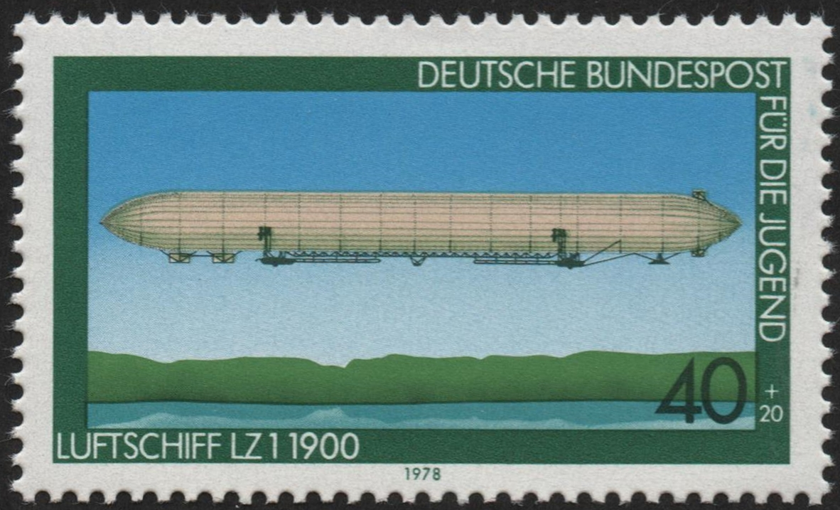 Federal Republic of Germany - Scott #B550 (1978)