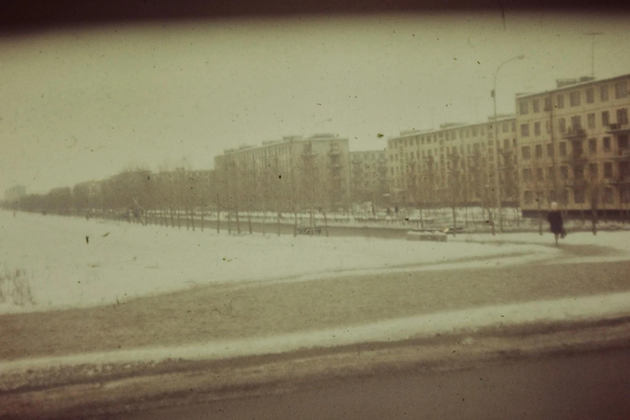 Окрестности города Ленинграда