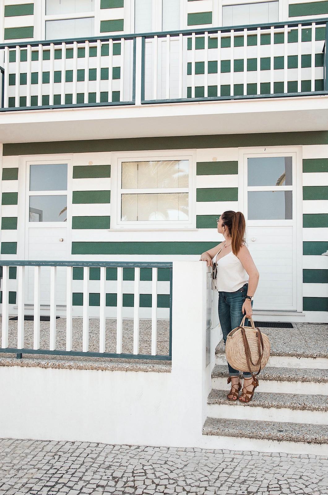 Costa Nova, Aveiro.  Foto ©mvesblog