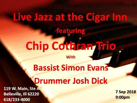 Cigar Inn 9-7-18