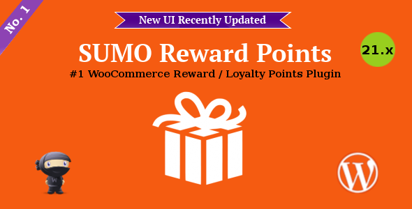 SUMO Reward Points v21.4 – WooCommerce Reward System