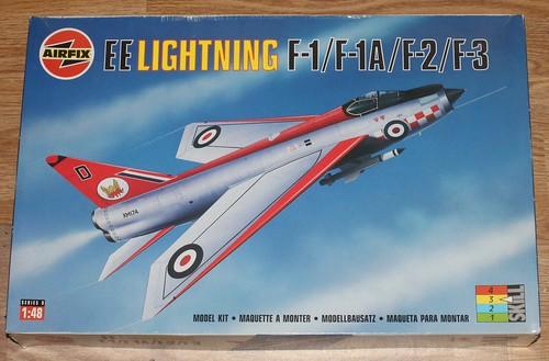E.E. Lightning, Airfix 1/48 44555970401_511b31d73f