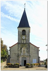 Allerey Eglise de la Nativité 01 - Photo of Saunières