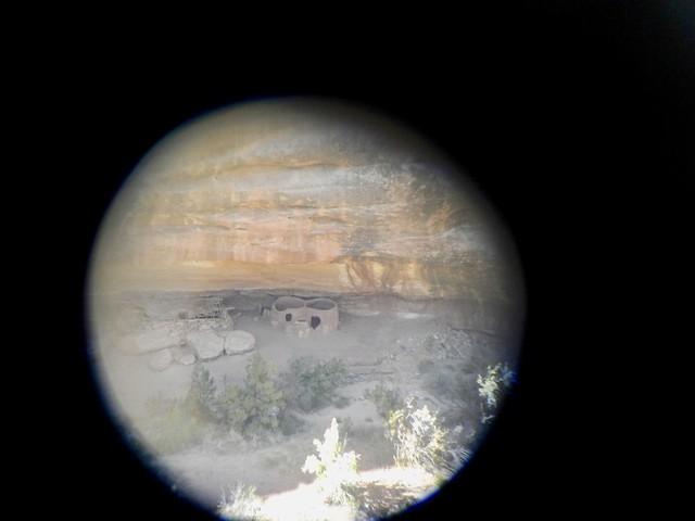 Horse Collar Ruins Grainaries, Nikon COOLPIX AW100