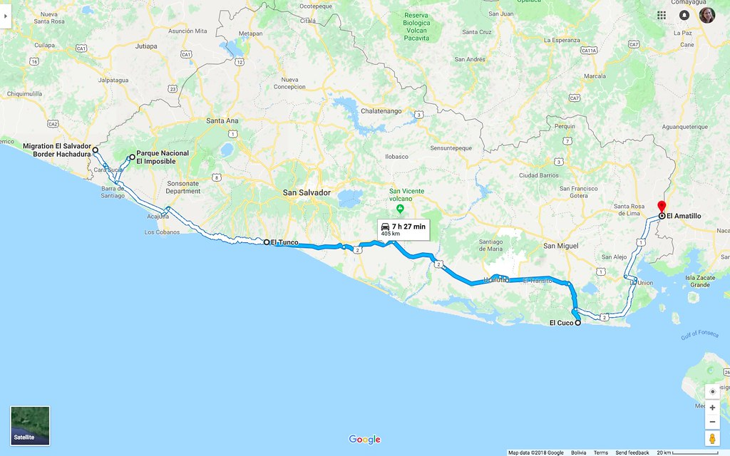 Maps_ElSalvador_ElTuncoToELCuco