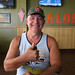 Me at Cheeseburger in Paradise by BarryFackler