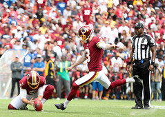 The Only Way the Redskins Scored