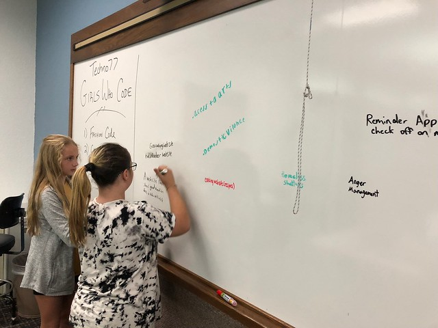 Fall2018 Girls Who Code Project