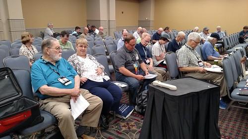 2018 ANA NBS General Meeting 9 bidders