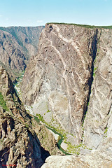 Painted Wall, Black Canyon of the Gunnison