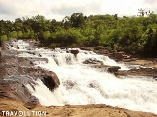 Tatai Waterfall, Cardammon Mountains, Koh Kong