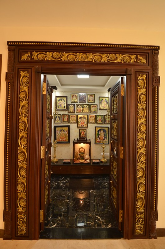 Sai Amp Anusha S Apartment Is Inspired By Chettinad Houses