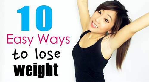 10 Easy Tips For Weight Loss