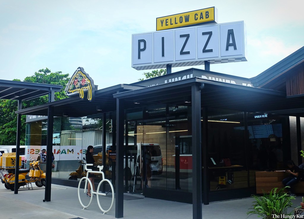 Held Two Days Ago To Officially Launch These Five New Exciting Gateways To The Big Apple The Party Was Held At The Newestnch Of Yellow Cab Pizza