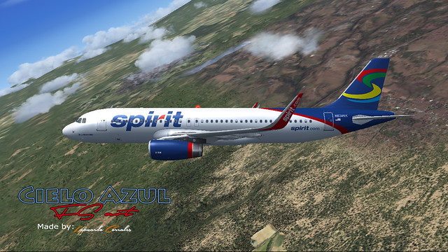 Spirit Airlines (N634NK) v1.5