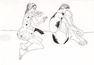 couple drawings man woman couples drawing girl boy relationship love men women art paintings raphael perez