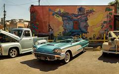 Ford Thunderbird at Invasion Car Show - Dallas, TX