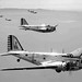 Formation of Douglas B-18s. (Courtesy photo/National Museum of the U.S. Air Force)
