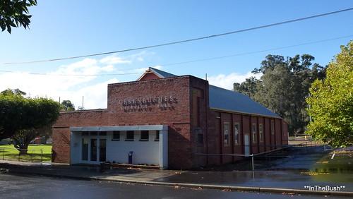 Greenbushes District Hall