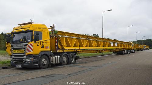 Scania R490 Streamline Highline ZTE Katowice (PL)