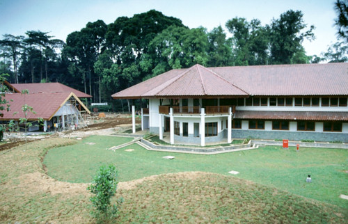 building style infrastructure classic cifor inauguration old kotabogor jawabarat indonesia id