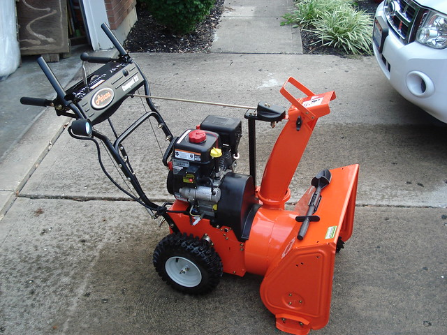 Thoughts On Ariens Compact 22 Snowblower Forum Snow
