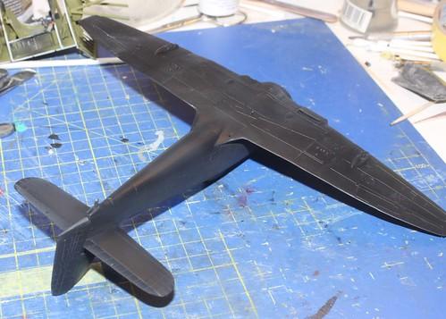 Hawker Sea Fury FB.11, Airfix 1/48 - Sida 3 30314821658_c3430033c2