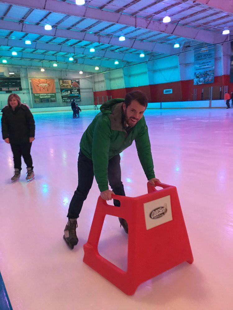 Resident Appreciation - Ice Skating Day